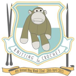 Knitting & Crochet Blog Week: Day1
